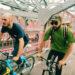 ニューヨークの自転車カルチャーをパッキング。チャリアンドコーの2018春夏ヴィジュアルが公開されました。